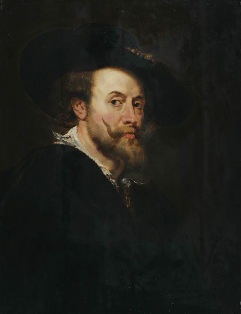 Rubens | Selbstbildnis