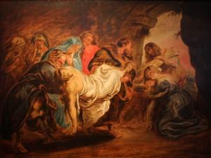 Rubens | Grablegung Crhristi