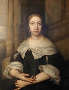 Cornelis van Ceulen – Luise Henriette von Oranien