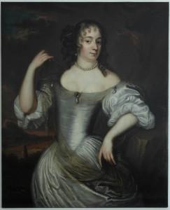 Jan Mijtens - Henriette Katharina von Oranien