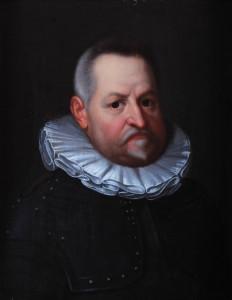 Unbekannter Maler – Johann VI., Bruder Wilhelm I.